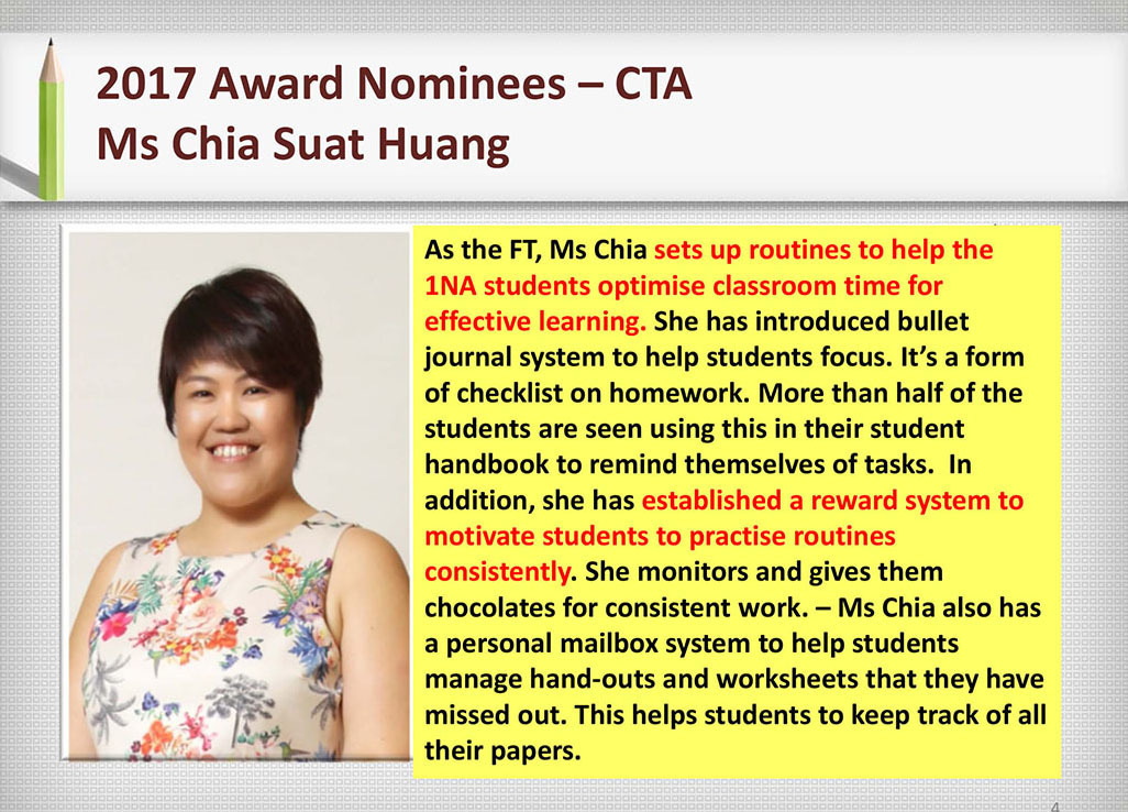 2017 Recognition Ms Chia Suat Huang